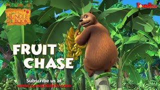 Fruit Chase | English Stories । जंगल बुक | पॉवरकिड्स