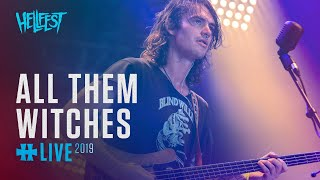 All Them Witches - Live @ Hellfest 2019 (Full Live HiRes)
