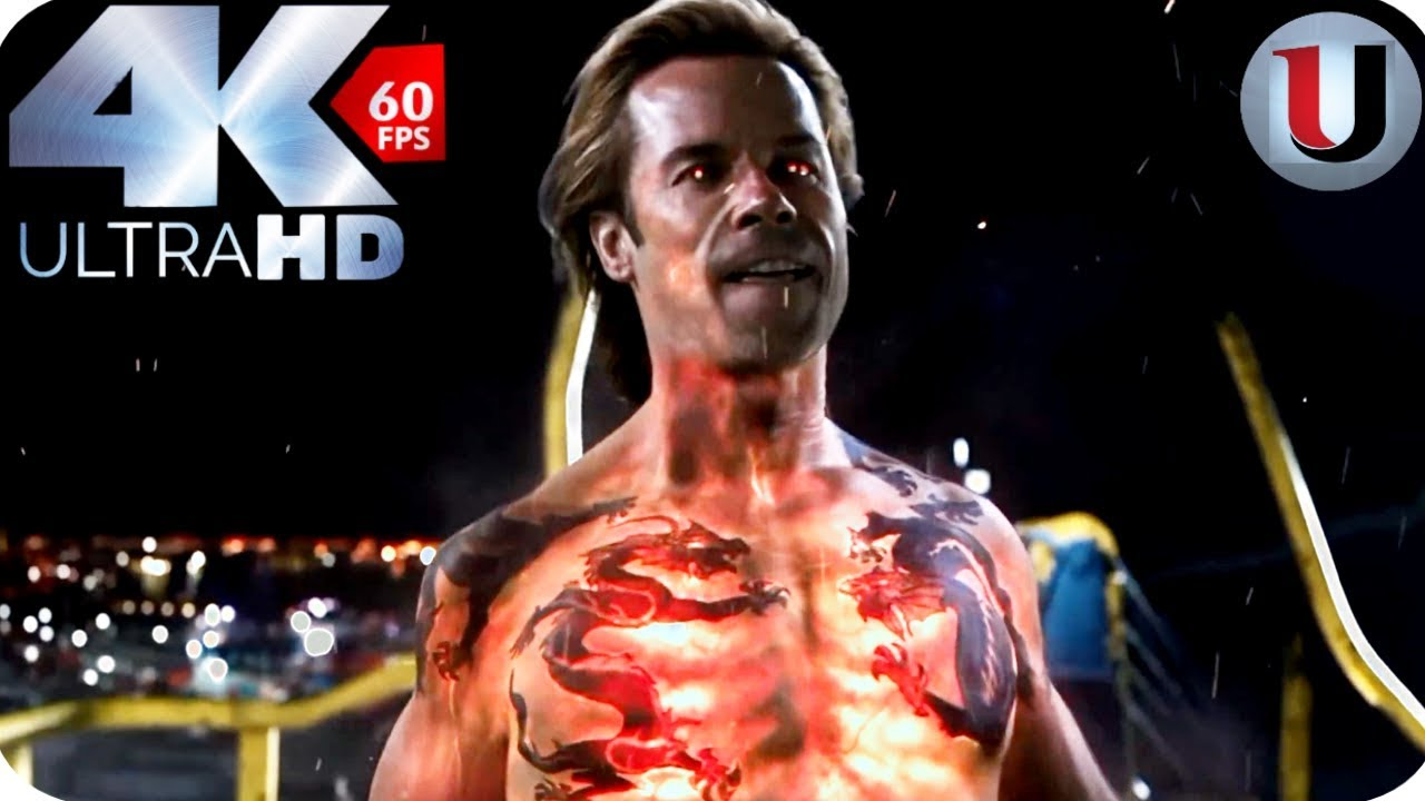 Download Iron Man vs Killian Part 2 - Iron Man 3 - 2013 MOVIE CLIP (4K HD)