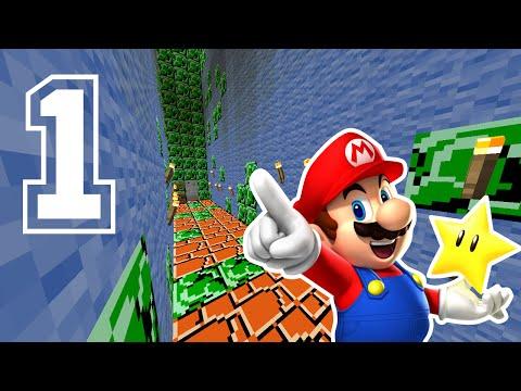 Save MineCraft - Карта 'Super Mario Bros' #1 Images