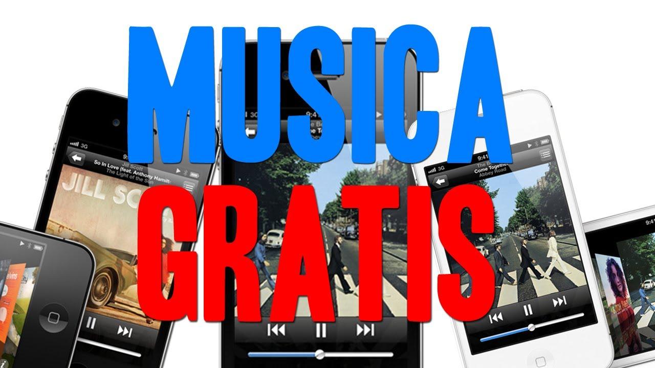 COMO DESCARGAR MUSICA GRATIS DESDE TU IPHONE IPOD TOUCH