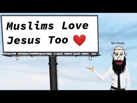 Muslims Love Jesus So Much ❤️