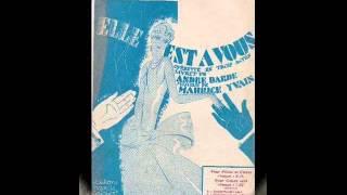 "Georges Milton "" on se fait pouet-pouet "" 1928"