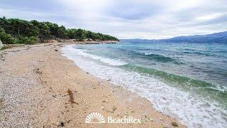 beach Babin Laz, Supetar, island Brač, Croatia