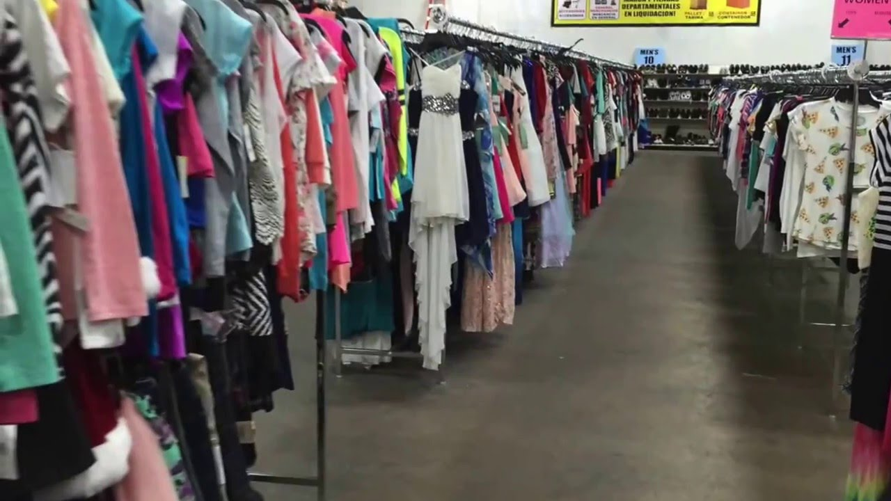 JS Liqudiatorz Dallas Wholesale Clothing and Accessories - YouTube