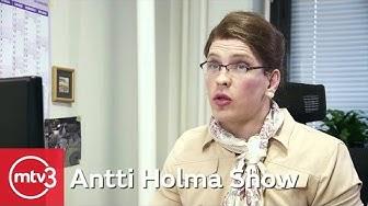 Oletko koskaan törmännyt Pahasen Leenaan? | Antti Holma Show | MTV3