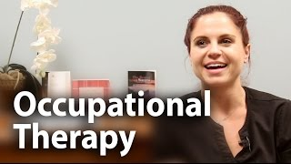 Inpatient occupational therapy at Martin Health System