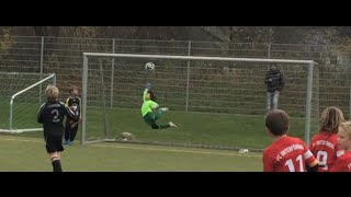 vuclip Best saves - 6 Year old Goalkeeper Bobby - fly like an eagle!