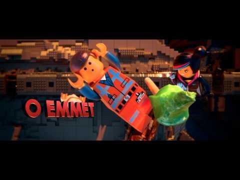 LEGO: Η ΤΑΙΝΙΑ 3D (The Lego Movie 3D) Μεταγλωττισμένο trailer B