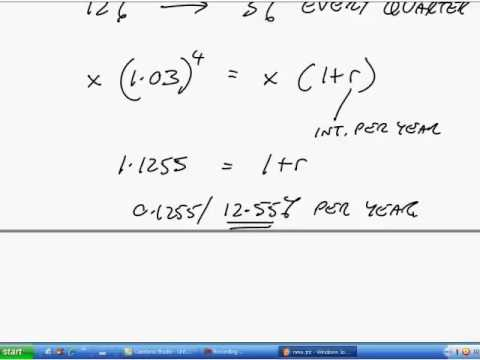 ACCA F2 Revision part 8a Discounting, Compounding, Interest, Investment Appraisal