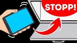 Lass dein Handy niemals im Handschuhfach – Hier erfährst du warum