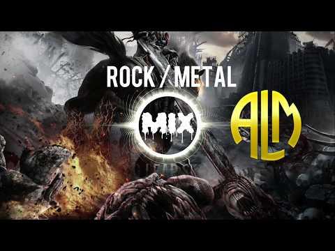 HALLOWEEN MUSIC MIX 2016 Bass Boosted Rock/Metal Mix