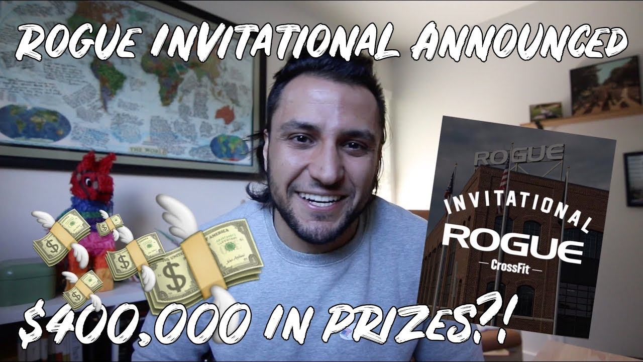 Garage Games Invitational Breaking 400 000 Prize Purse At The Rogue Invitational