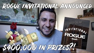 Breaking: $400,000 Prize Purse At The Rogue Invitational!