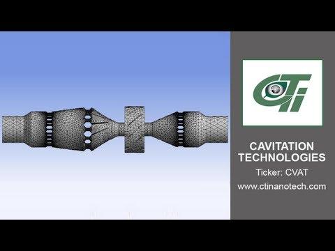 CEOLIVE.TV Interview   Cavitation Technologies (OTCBB: CVAT)