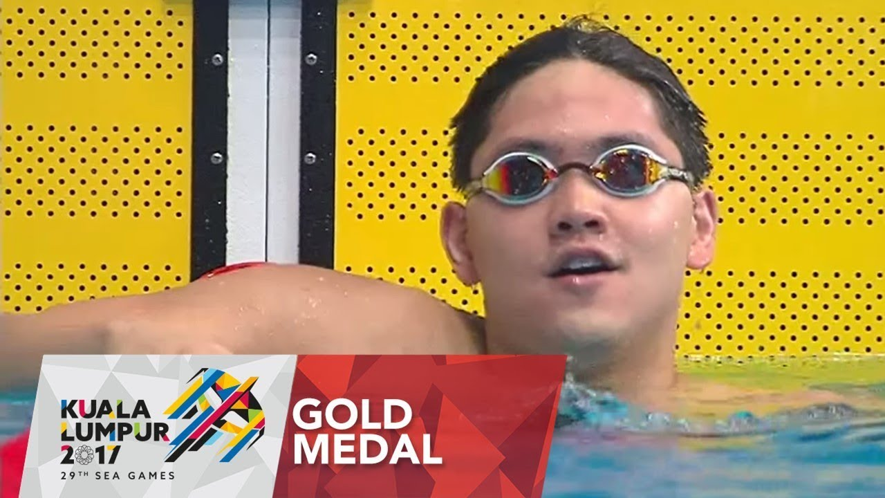 Swimming Men's 100m freestyle finals | 29th SEA Games 2017 ...