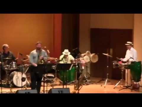 "Mike Davison and the Latin Jazz Messengers - ""Spain"""