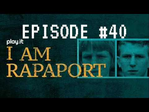 I Am Rapaport Stereo Podcast Episode 40 - DeNiro Line of the Week / Stern / On Race