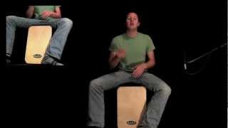 Learn a Rock Beat on Cajon Drum