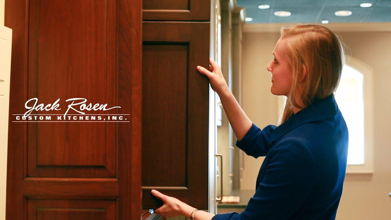 Jack Rosen Custom Kitchens | Kitchen Design | DC, Bethesda, Rockville    YouTube Part 78