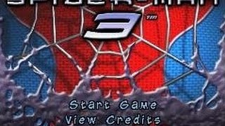 Spider-Man 3 (Game Boy Advance) [Story and bosses]