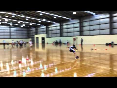 Skate Australia 2015 Speed Skating National Championships mens 500m final