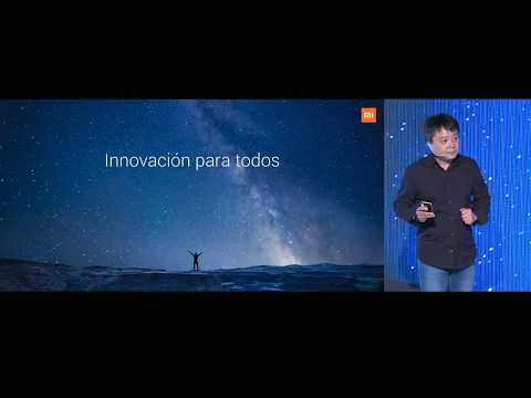Xiaomi at the Spain Launch Event - CHANGE THE GAME