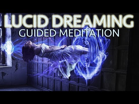 Lucid dreaming Guided meditation - A vivid dream Experience