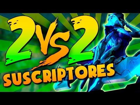 LOS BRONZAS FALLAN COSAS IMPOSIBLES!! 2v2 con Suscriptores