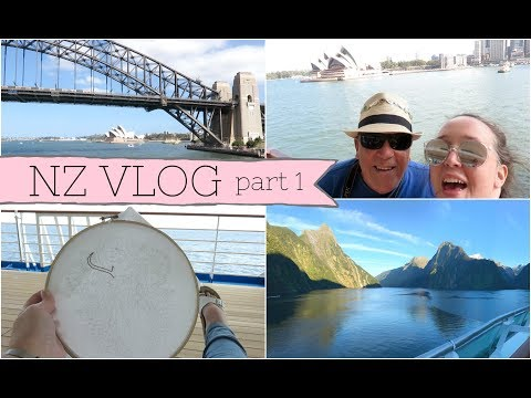 THE NEW ZEALAND VLOG | Pt 1: Goodbye Sydney, Hello NZ!