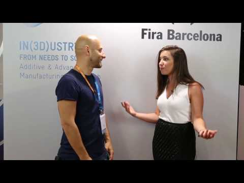 Interview with Danit Peleg | IN(3D)USTRY 2016