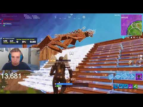 SONO IL MIGLIOR SNIPER ITALIANO?  - RpT Return - Fortnite Gameplay [ITA] - Team Raptor