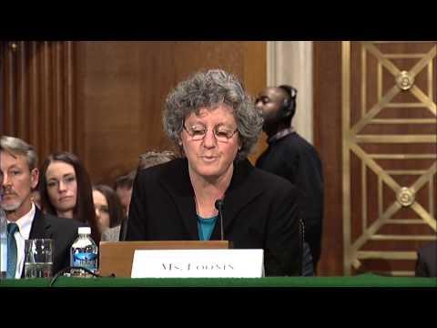 Sen. Warren on Sallie Mae and Student Debt