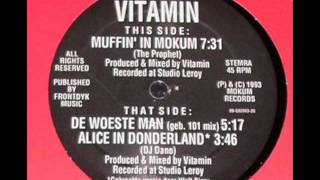 Vitamin - Alice In Donderland -- MOK 6