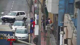 ALTO AL CRIMEN - 160319 - EN LA MIRA