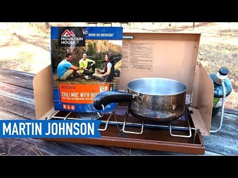 Mountain House Chili Mac with Beef Review - Emergency Food Supply