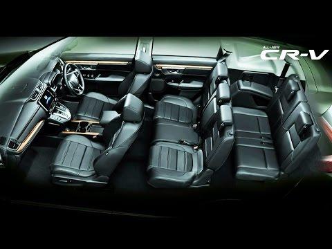 Honda CR-V Thailand