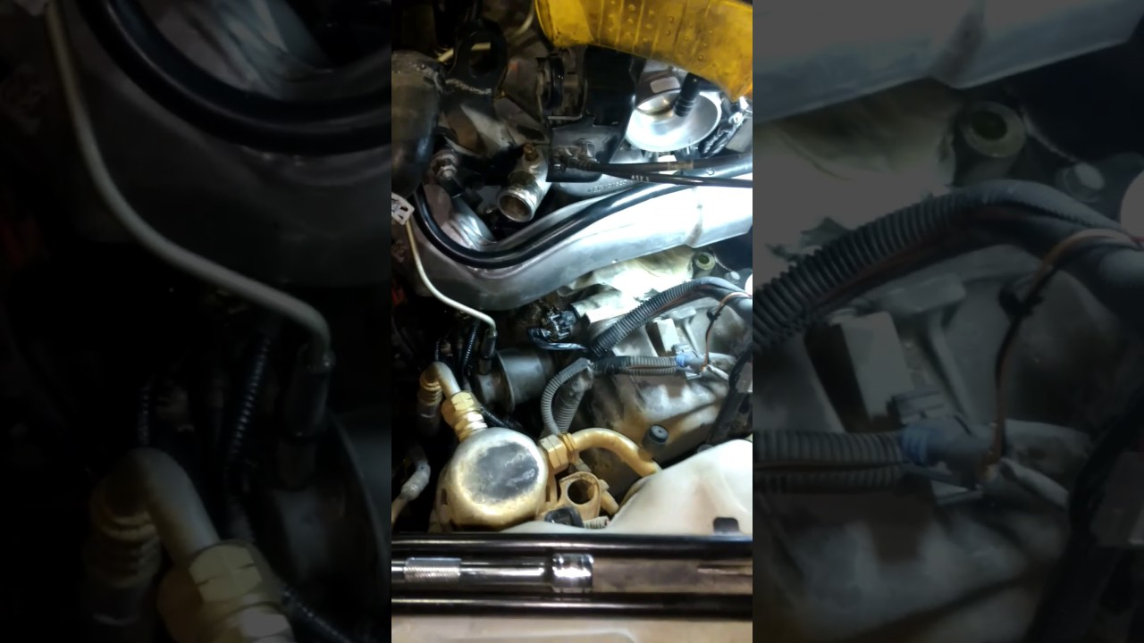 How To Change Thermostat On A 1995 Chevy Lumina 31 Liter Youtube 1997 3 1l Engine Diagrams