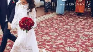 Поздравление со свадьбой для Сати Казановой и Стефано Тиоццо!)