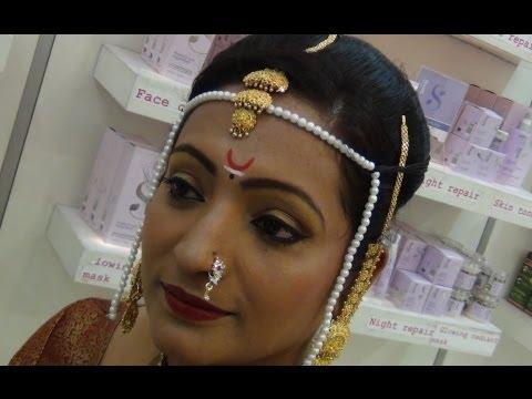 Marathi Bridal Makeup Tutorial