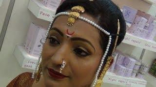 Marathi Bridal Makeup Tutorial