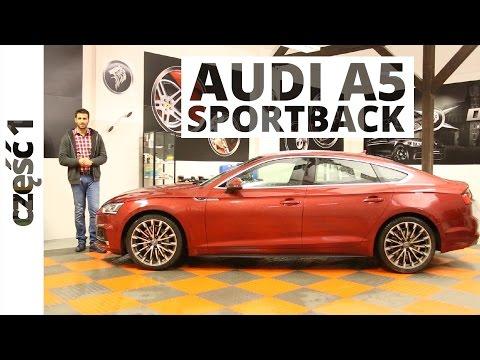 Audi A5 Sportback 2.0 TDI 190 KM, 2017 - test AutoCentrum.pl #319