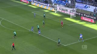 Video Gol Pertandingan Hoffenheim vs Schalke 04