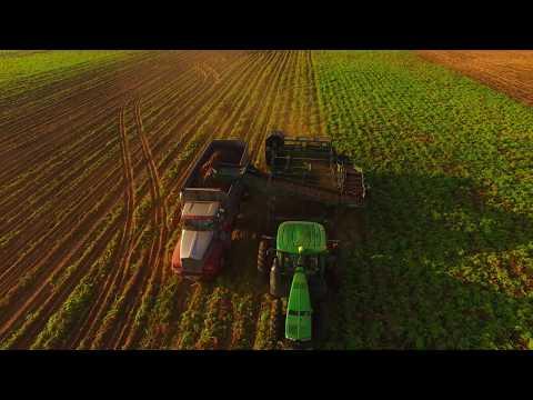 G & M Express Indiana Harvesting