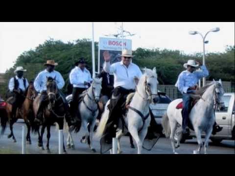 Curacao Carnaval Horse Parade 2010