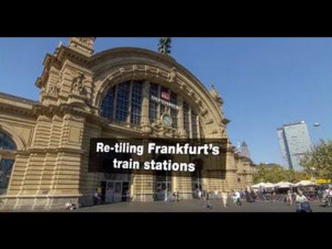 Keramundo Frankfurt s bahnhof frankfurt am renovated with maximum fiandre extralite