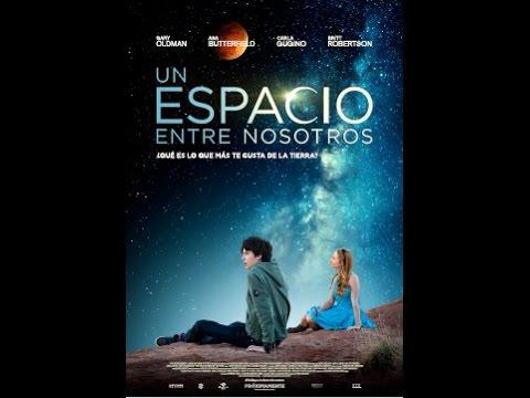 UN ESPACIO ENTRE NOSOTROS - Disponible en DVD y Blu-Ray - Tráiler Oficial
