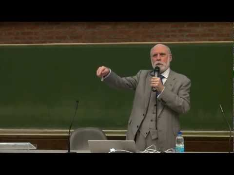 Vint Cerf Presentation at KU Leuven (16.05.2012)