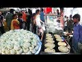 Hyderabad People Eating Paratha Everyday | Garam Paratha with Dal and Aloo Kurma @ 30 rs Only
