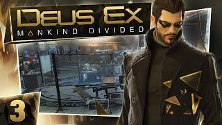 Deus Ex: Mankind Divided #3 - Calibration